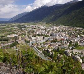 Martigny et environs