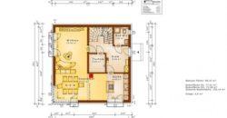 Villa contemporaine 160 m2 et 800 m2 terrain