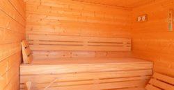 Chalet 5 pces1/2 de 200 m2 à 3 min de Mase