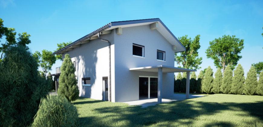 Villa individuelle neuve de 170 m2 à 5 min de Sierre
